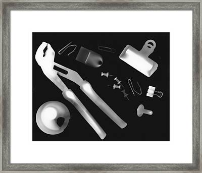 X-ray  Framed Print