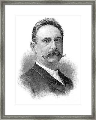 Xaver Scharwenka Framed Print