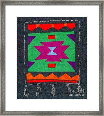 Xenobia Framed Print