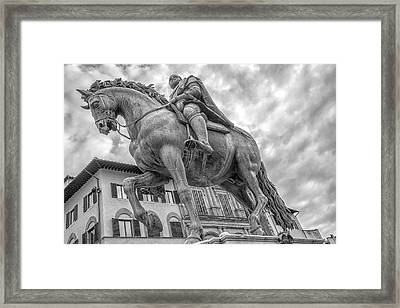 Cosimo De Medici Framed Print