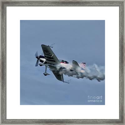 Xtreme Air Framed Print by Nichola Denny