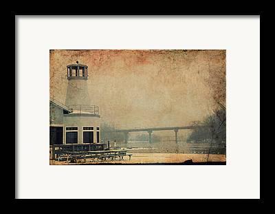 Appleton Yacht Club Framed Prints