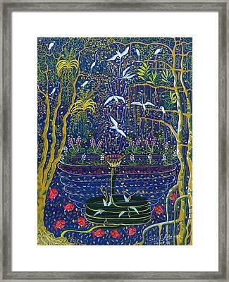 Yana Yacumama  Framed Print