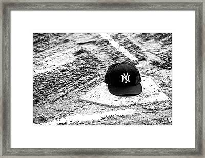 Yankee Home Framed Print