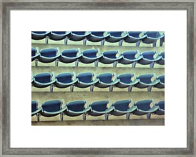 Yankee Seating Framed Print by JAMART Photography