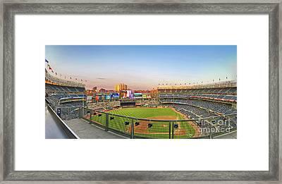 Yankee Stadium 2 Framed Print