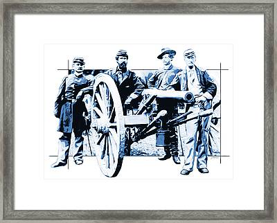 Yankees Framed Print by Greg Joens