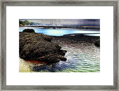 Yaquina Dream Framed Print