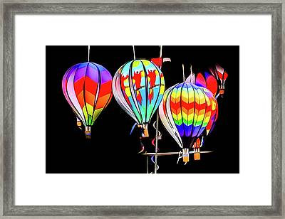 Yard Art Framed Print by Tom and Pat Cory