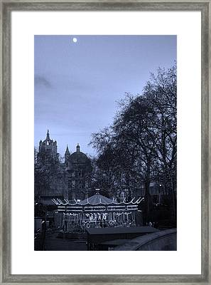 Ye Olde Fayre Framed Print by Jez C Self