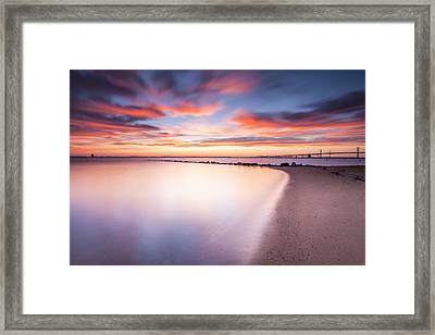 Framed Print featuring the photograph Yearning For More by Edward Kreis