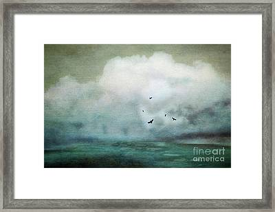 Yearning Framed Print by Priska Wettstein