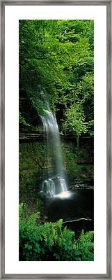 Yeats Waterfall Glencar Co Sligoeire Framed Print