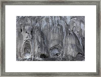Yellowstone 3683 Framed Print