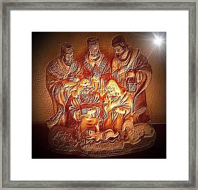 Yeshu'a  Framed Print