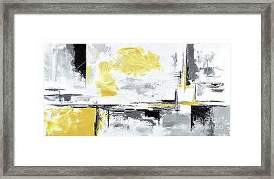 Yg07i4 Framed Print by Emerico Imre Toth