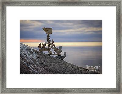 Yippie Kay Yay Framed Print