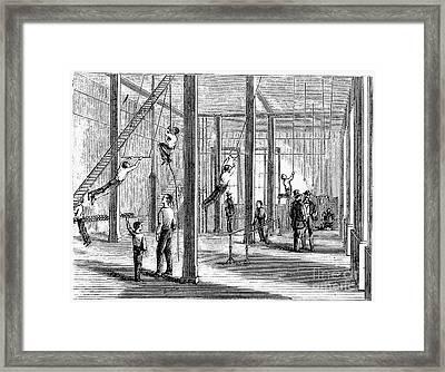 Y.m.c.a., 19th Century Framed Print by Granger