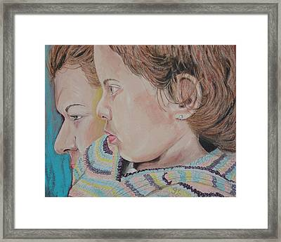 Yo De Nuevo Framed Print by Kevin Callahan