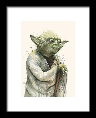 Star Wars Framed Prints