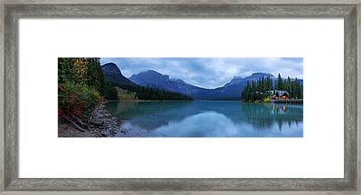 Yoho Framed Print by Chad Dutson