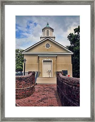 York-hampton Parish Church Framed Print by Stephen Stookey