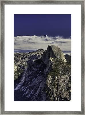 Yosemite Granduer Framed Print by Jim Riel