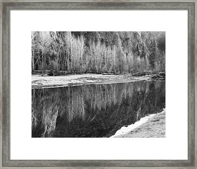 Yosemite  Framed Print by Lora Lee Chapman