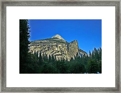 Yosemite National Park Ca 95389 Framed Print by Duncan Pearson
