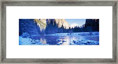 Yosemite National Park, California Framed Print by Panoramic Images