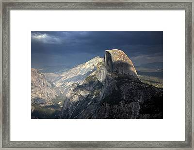 Yosemite National Park Framed Print by Chuck Kuhn