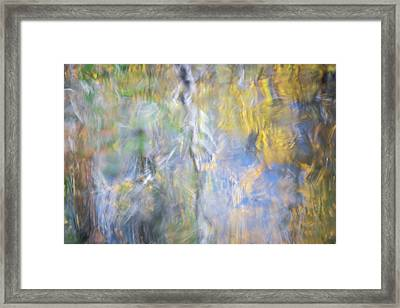 Yosemite Reflections 5 Framed Print