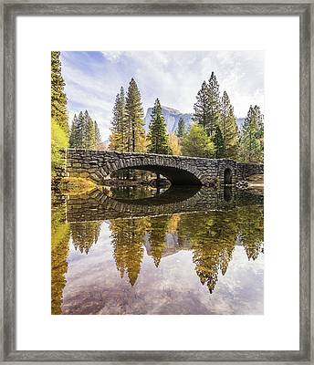 Yosemite Reflections Framed Print