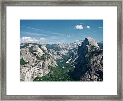 Yosemite Valley Framed Print by Photo by Lars Oppermann