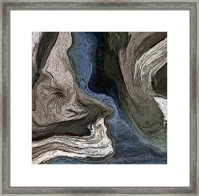 You And Me Framed Print