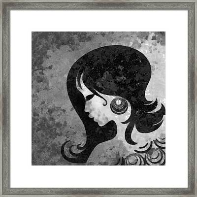You Are The Only One 2 Framed Print