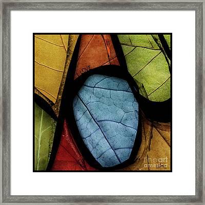 You Especially Framed Print by Shevon Johnson
