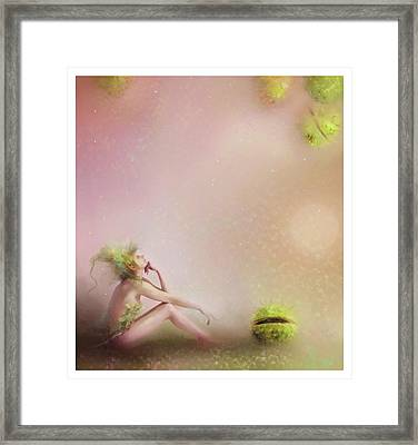 You Have To Be Fairy Patient Framed Print