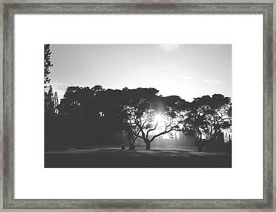 You Inspire Framed Print