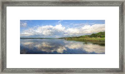 You Might Know IIi Framed Print by Jon Glaser