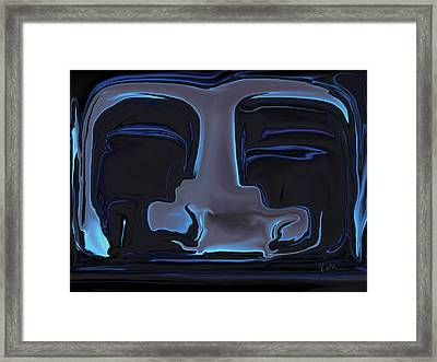 You N Me Framed Print by Rabi Khan