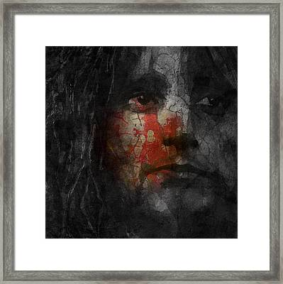 You Wear It Well  Framed Print by Paul Lovering