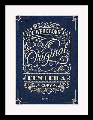 Corporate Art Digital Art Framed Prints