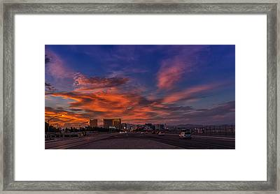 You'll Never Walk Alone Framed Print by Michael Rogers