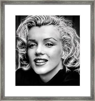 Young, Beautiful And Energetic . . . Framed Print by Daniel Hagerman