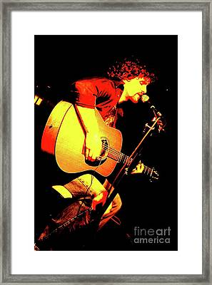 Framed Print featuring the photograph Young Gun by Jesse Ciazza