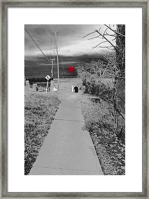 Your 5th. Of Will Framed Print by Rene Avalos