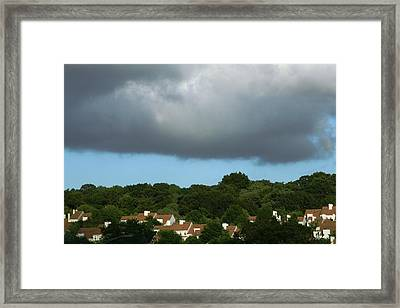 Your Home  Framed Print by Paul SEQUENCE Ferguson             sequence dot net