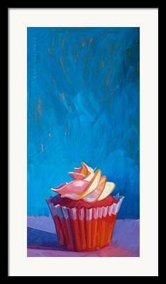 Wayne Thiebaud Framed Prints