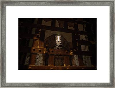 Your Only Light Framed Print by Kristopher Schoenleber